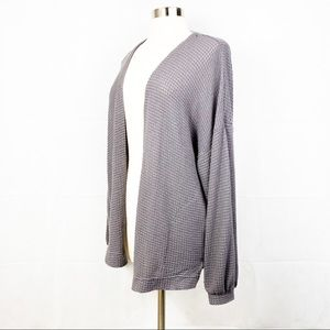 Wild Fable Grey Knit Sweater - M/L